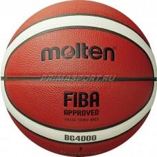Баскетбольный мяч Molten размера (7) BG4000