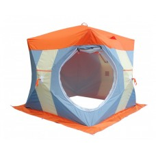 Нельма Куб-2 Люкс палатка для зимней рыбалки с внутренним