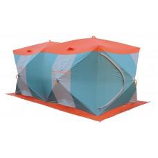 Нельма Куб-4 Люкс Профи палатка для зимней рыбалки