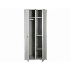 Медицинский шкаф для одежды ПРАКТИК МД LS (LE)-21-60 U