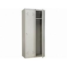 Медицинский шкаф для одежды ПРАКТИК МД LS(LE)-21-80