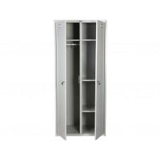 Медицинский шкаф для одежды ПРАКТИК МД LS(LE)-21-80 U