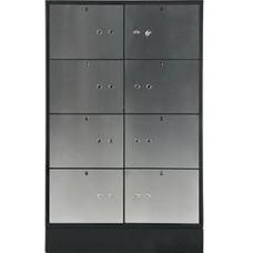 Блок депозитных ячеек Valberg DB-8S.DGL